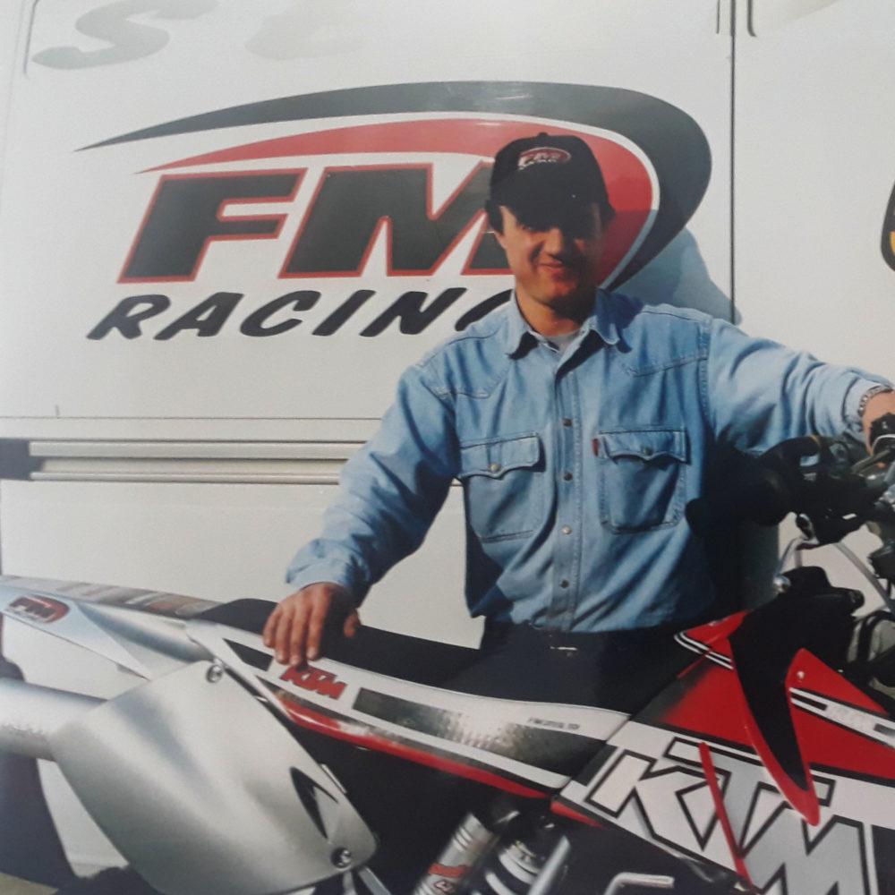 Marco Fanti 2001