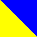 Blue - Yellow